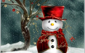 free-adorable-christmas-snowman-wallpaper_1800x1125_87980